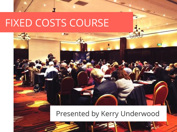 Fixed Costs Course